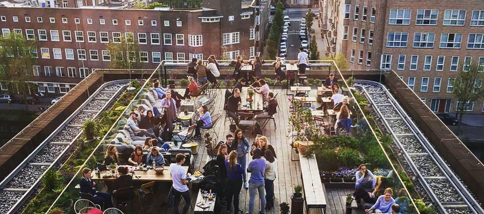 ROEF Rooftop Festival Amsterdam HOPP