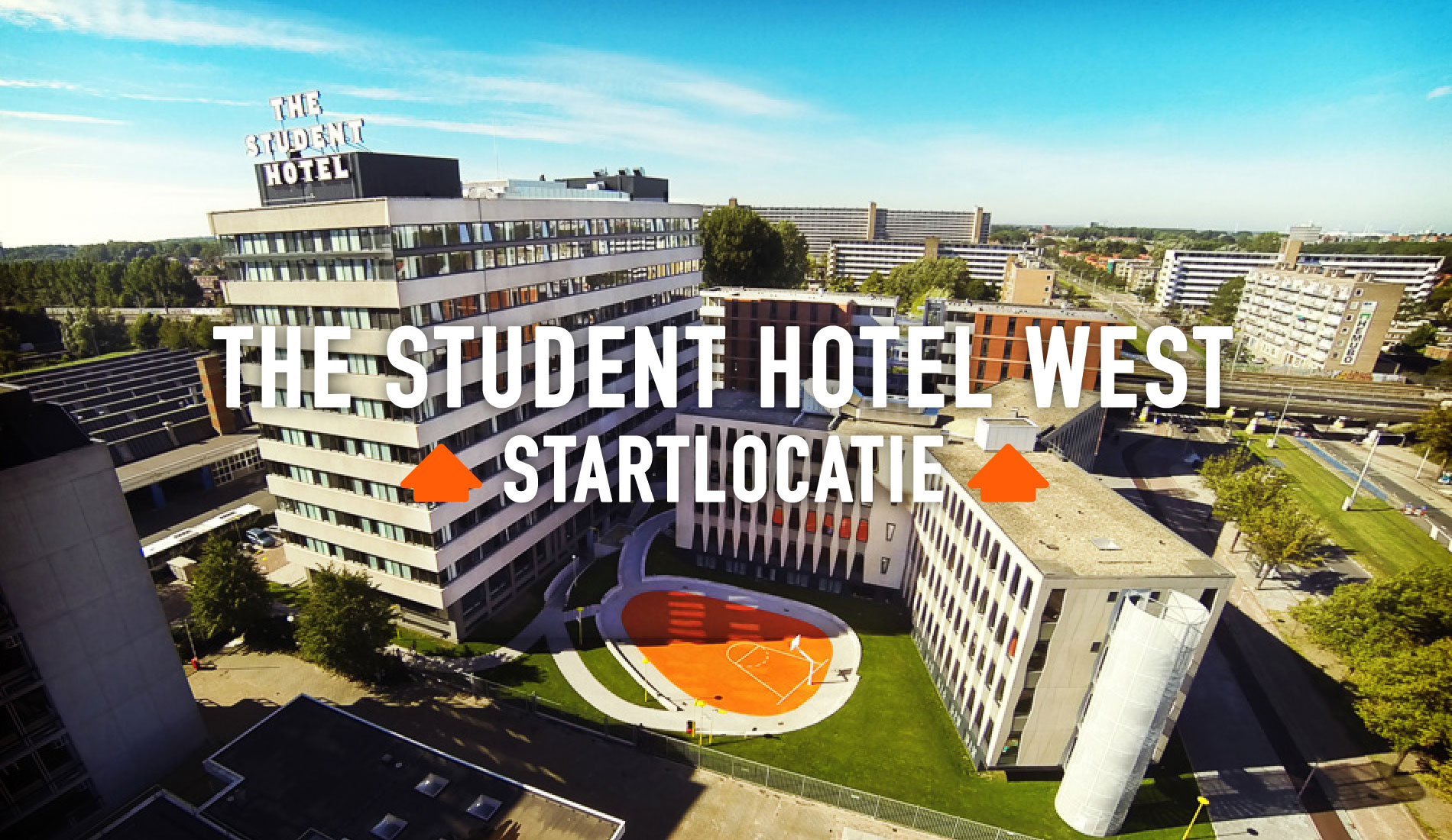 ROEF Rooftop Festival Amsterdam // Student Hotel West