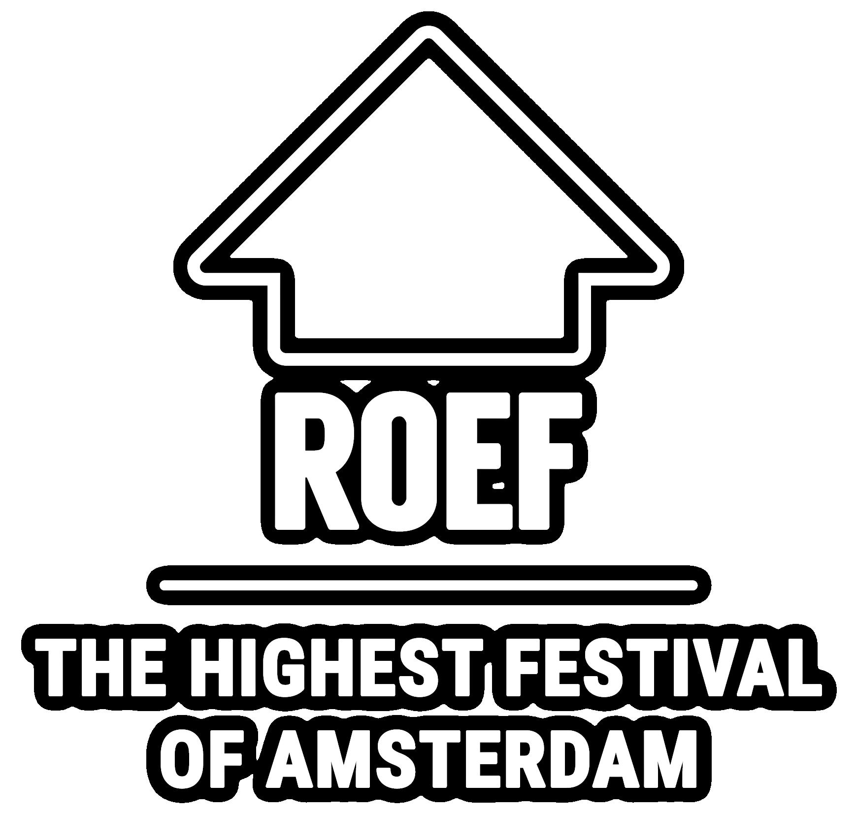 ROEF Rooftop Festival Amsterdam - Het hoogste festival van Amsterdam