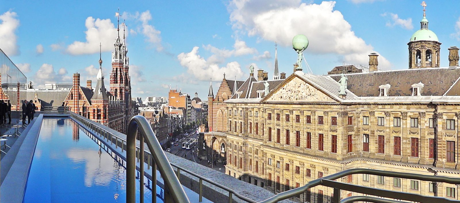 ROEF Rooftop Festival Amsterdam W Hotel