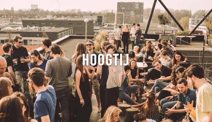 ROEF Rooftop Festival Amsterdam // Hoogtij