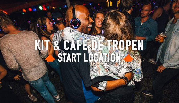 ROEF Rooftop Festival Amsterdam // KIT & De Tropen