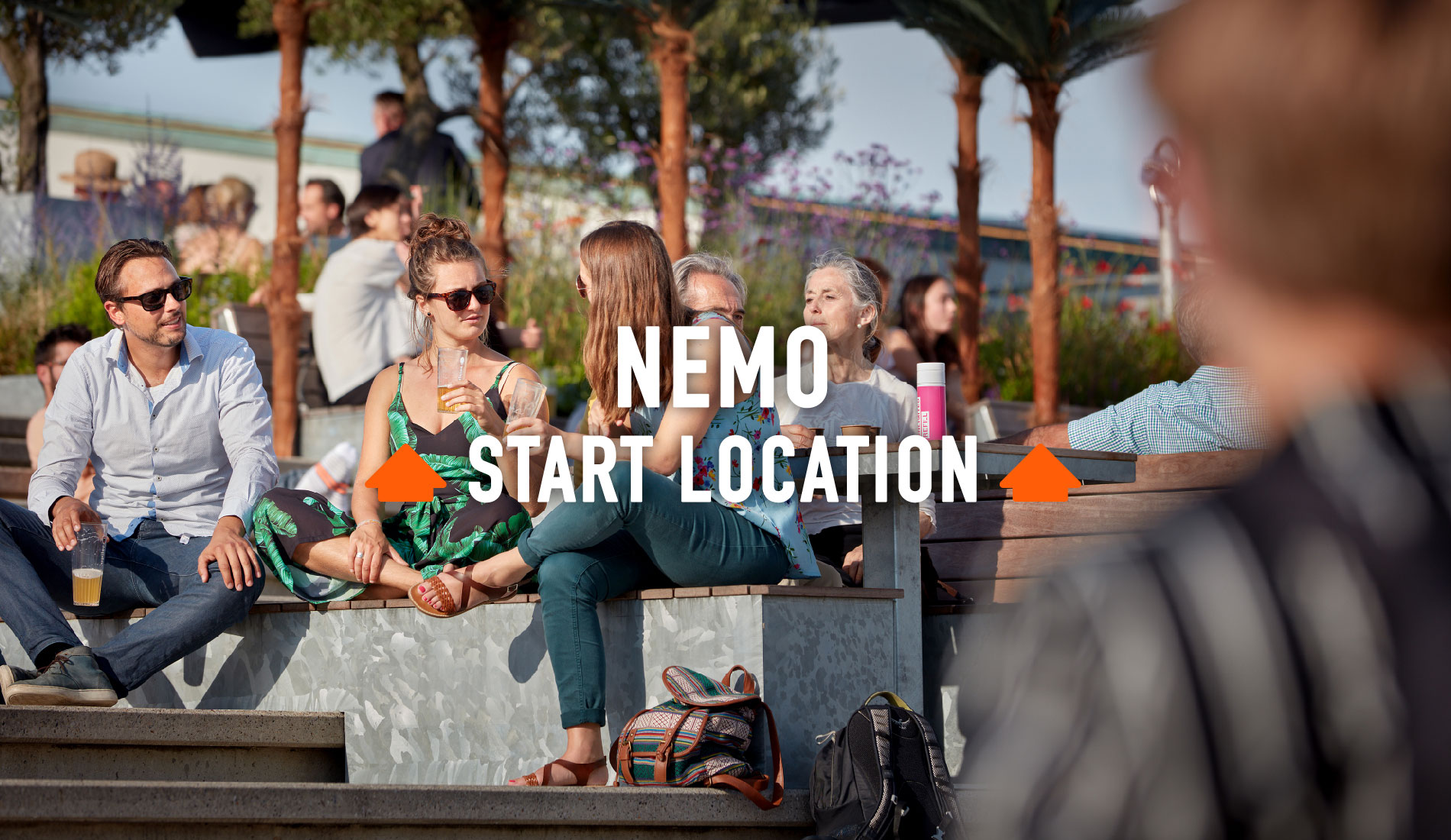 ROEF Rooftop Festival Amsterdam // NEMO