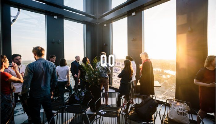ROEF Rooftop Festival Amsterdam @ QO