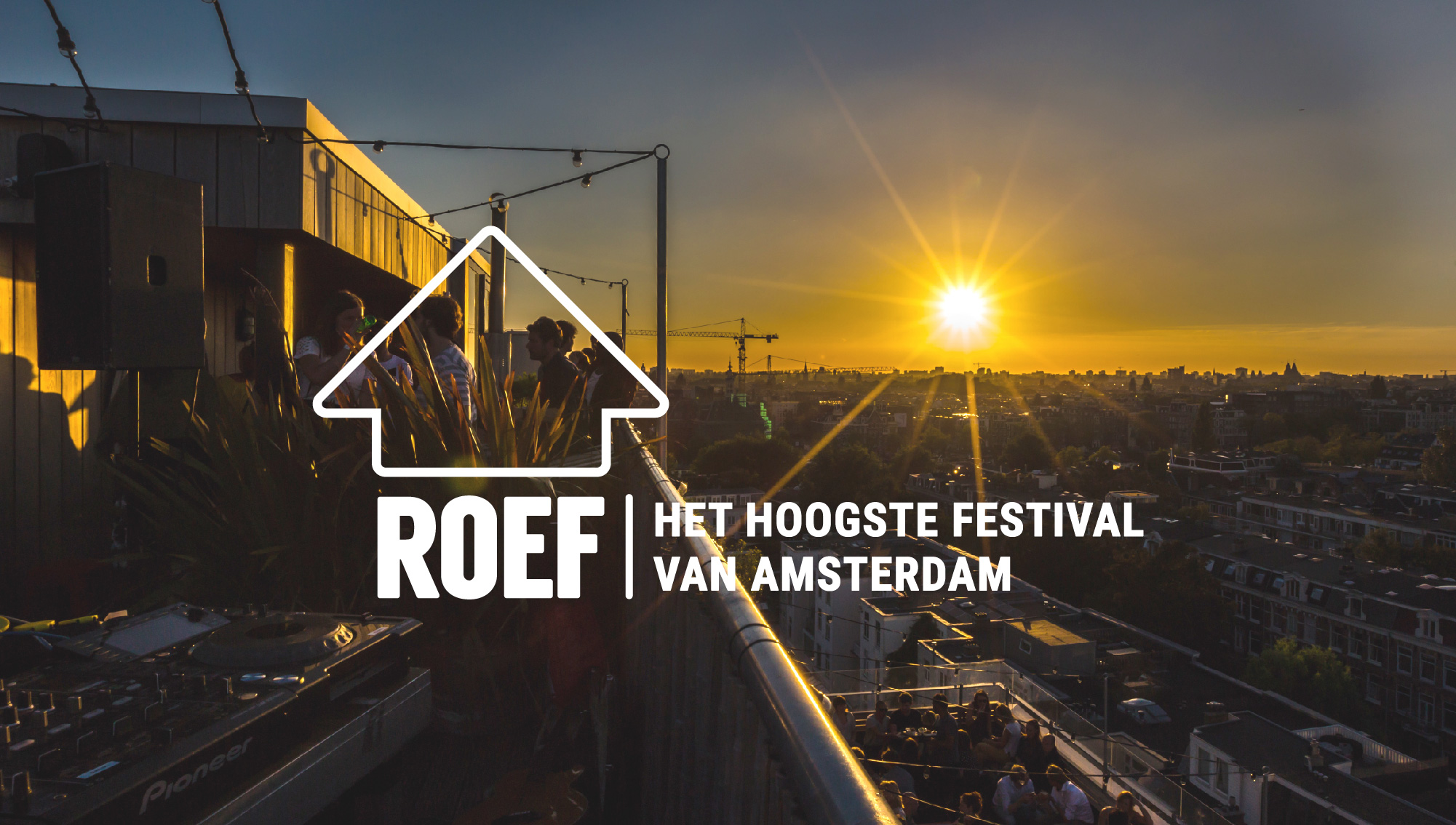 ROEF Rooftop Festival Amsterdam