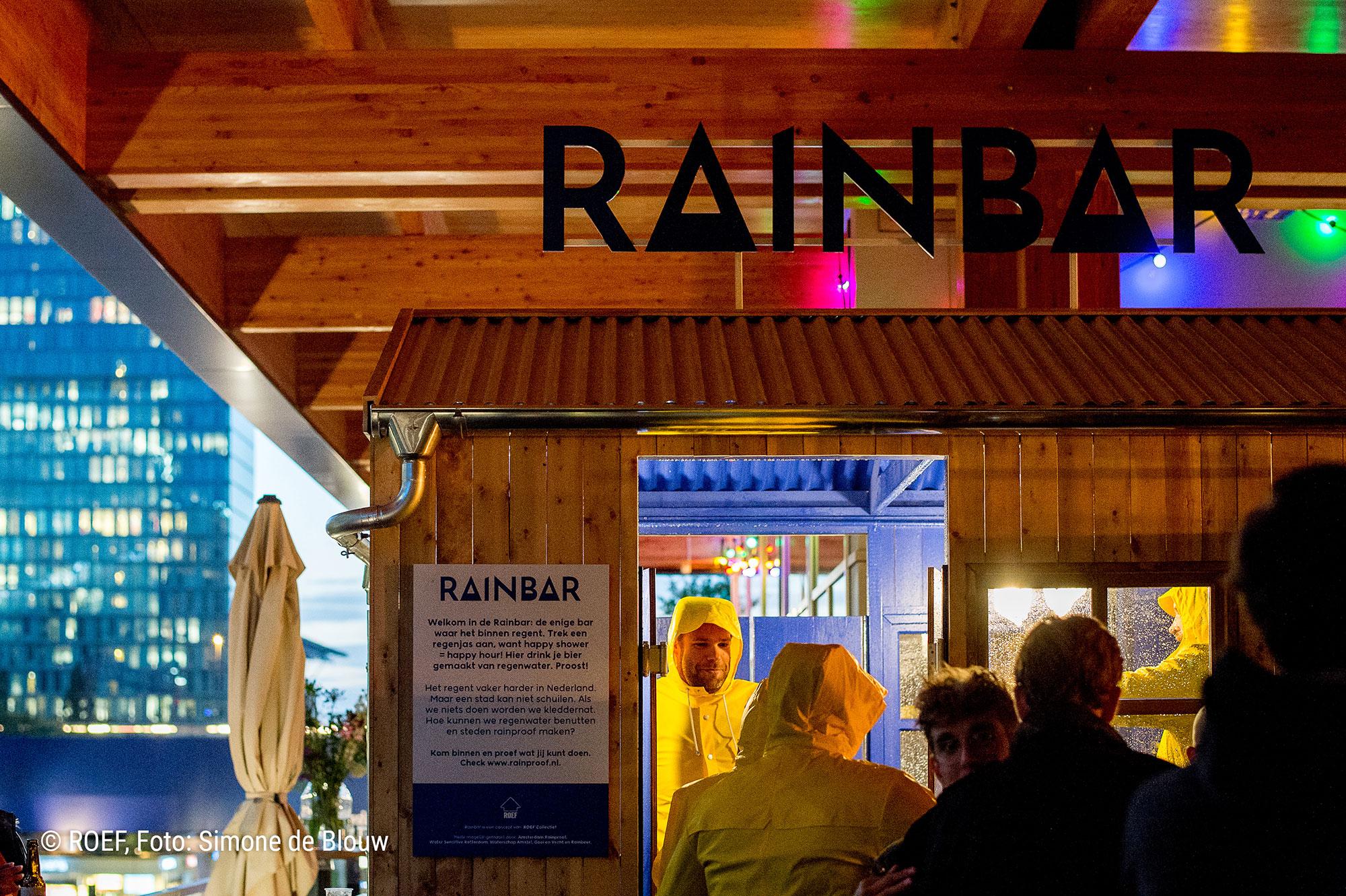 ROEF Rooftop Festival Amsterdam // Rainbar